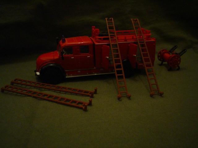 Gasilski in reševalni modeli - foto
