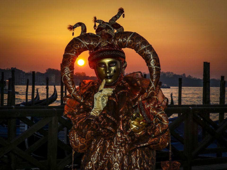 Benetke - foto povečava