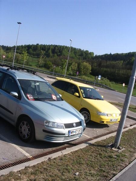 Trebnje meet VW-team  - foto