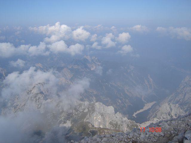 B.jezera-Mangart-M.špice 17.9.2011 - foto