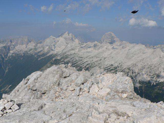 Prisojnik 5.8.2012 - foto
