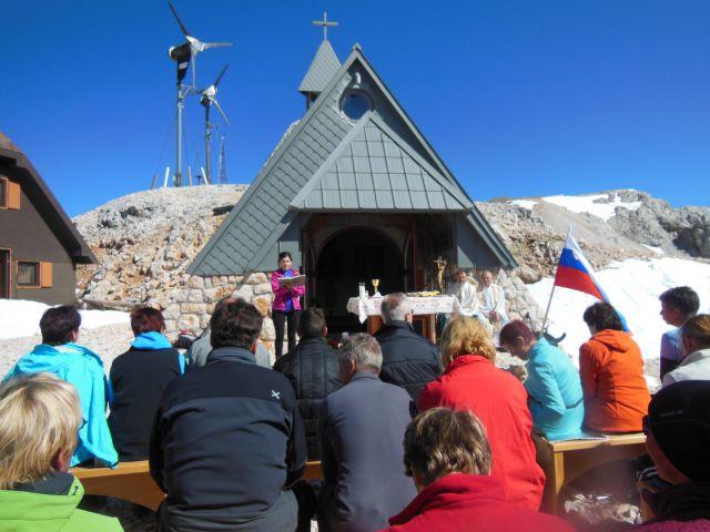 V.Špice - Triglav (8.9.14) - foto