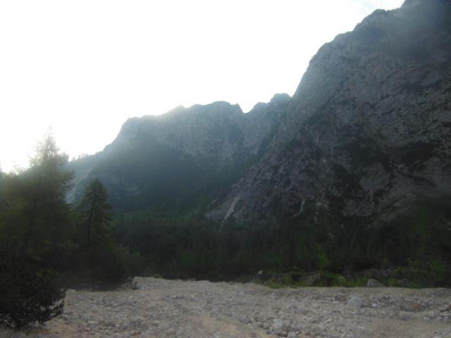 Martuljška mala ponca  4.7.2015 - foto