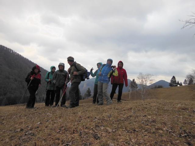 Kamšakov vrh  28.2.2017 - foto