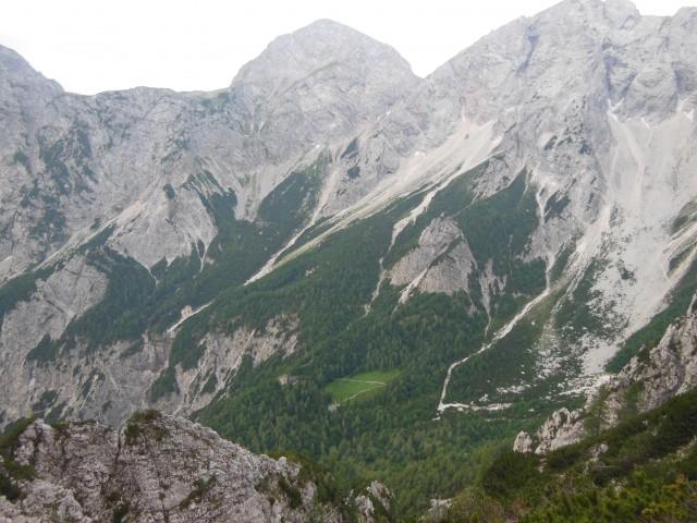 Hudi prask - mrzla gora  23.6.2017 - foto