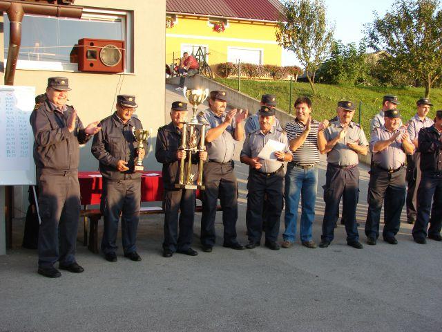 Medobčinska gasilska liga 2010 - foto
