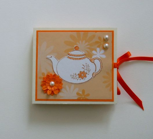 čajne knjigice - foto