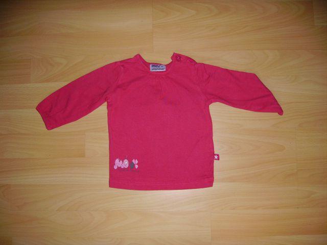 Majčka v 74 cena 2 eur oblečena 1-2 krat