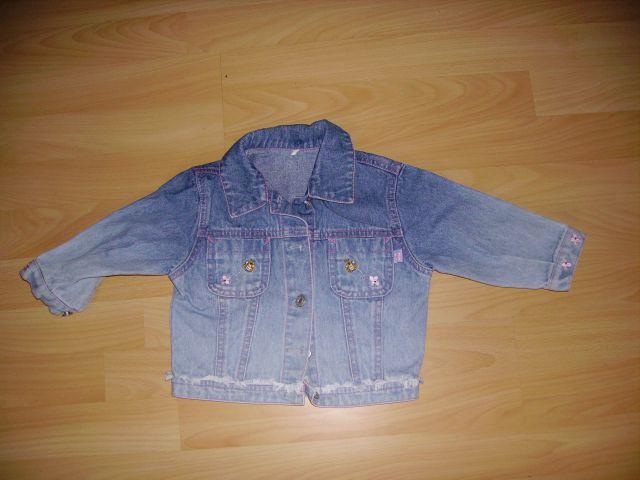 Jeans jopica v 74 cena 4 eur