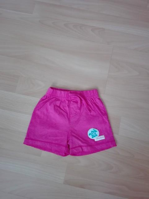 Kratke hlače v 74 cena 1,50 eur