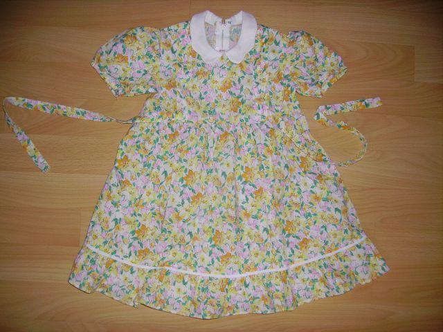 Le-ro oblekica v 98 cena 5 eur bolj žive barve