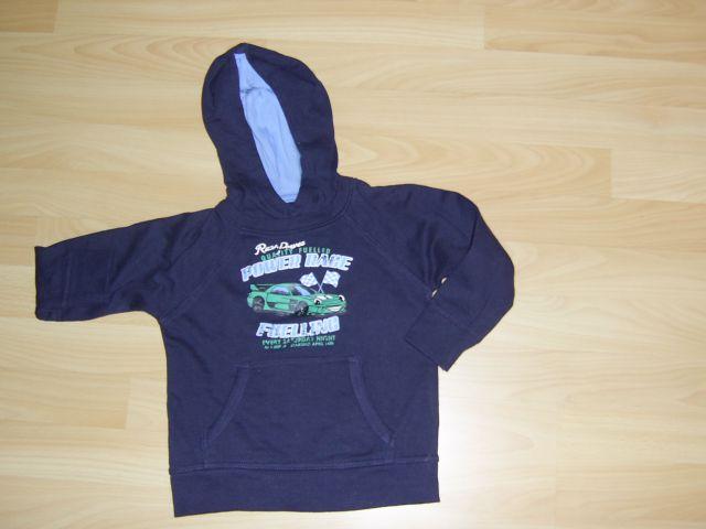 Pulover od znotraj kosmaten v 92 cena 2,50 eur oblečen par krat