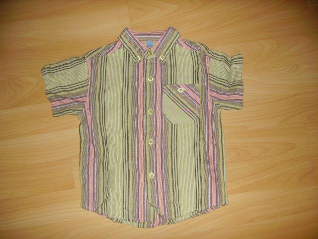 Srajčka LINK v 92 cena 3 eur oblečena par krat