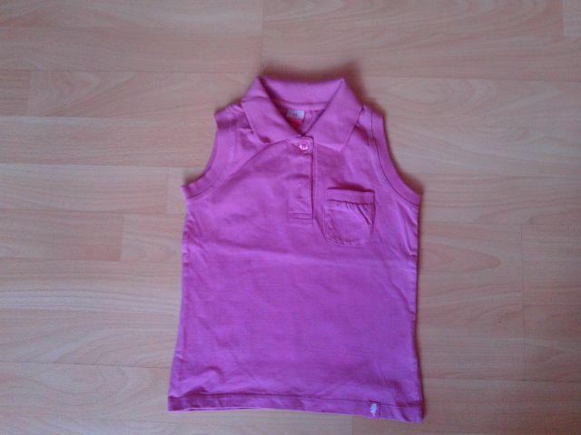 Majčka tik&tak v 116 cena 1 eur oblečena par krat - bolj živa barva