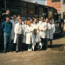 studenti 2 godine veterinarskog fakulteta u Zagrebu, proljeće 1991.f
