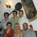Zootehničari proslava 13 godina mature Vukovar proljeće 2002. Damir Plavšić f