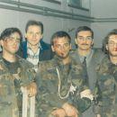 Snimanje filma Zapisi iz srpskih logora 1995.