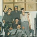 Fotografije sa snimanja filma Zapisi iz srpskih logora Damir Plavšić g