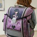 šolski nahrbtnik za deklico