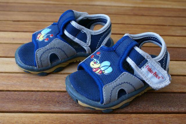Fisher Price sandalčki, velikost 20, 3€