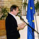 Občni zbor je odprl predsednik društva, Roman Novak