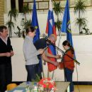 Za spodbudo je mladim planincem čestital tudi predsdnik društva