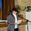 Poročilo Nadzornega odbora je navedla njegova predsednica, Helena Petrič