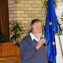 Prvi je zbor pozdravil župan Občine Vrhnika, Stojan Jakin