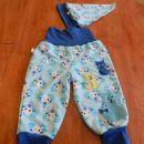 otroški komplet hlače in ruta