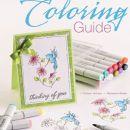 Knjiga barvanja z copicsi