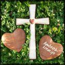 križ, stenski