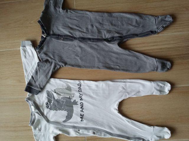 Komplet pižamic HM št.68 (kar velika št.)