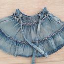 Jeans krilce st.98-110...4 eur