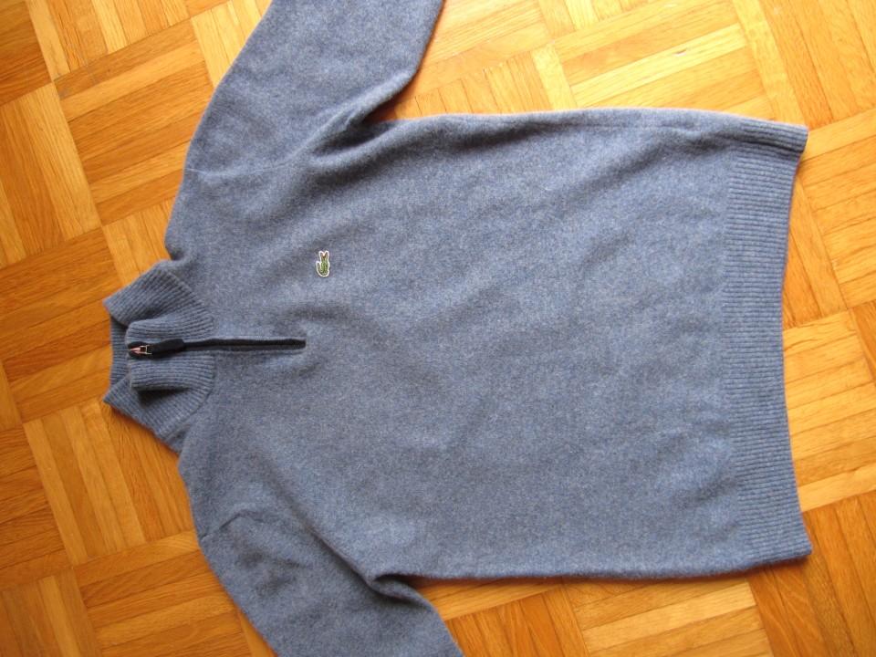 pulover LACOSTE, volnen