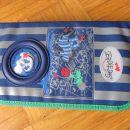 šolska torba + peresnica DERDIEDAS