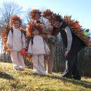 Pustni kostum za ježka