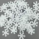 **snežinke iz filca**