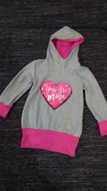 **nov puloverček/tunika** - foto