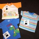 Kratke majice za dečke