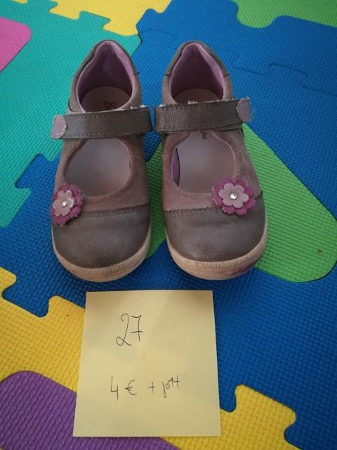 Čevlji deklica 27