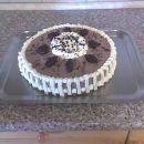 čokoladna torta na hitro