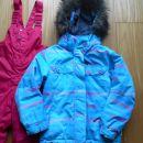 bunda in smučarske hlače Etirel, velikost 116, 25 eur