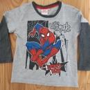 Majica spiderman 110 oz 5 let, 3,5 eur