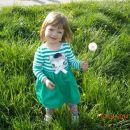 Naša najmlajša sončica...