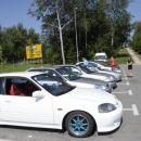 Honda Meet Hajdoše 2012
