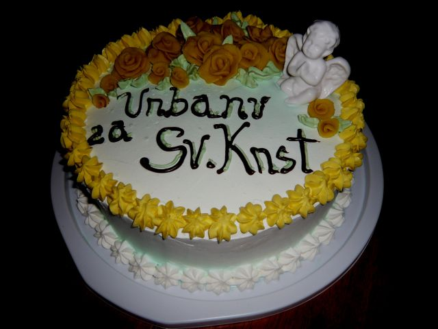 Torta za sv.krst