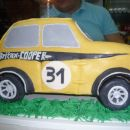 torta Mini Cooper 2