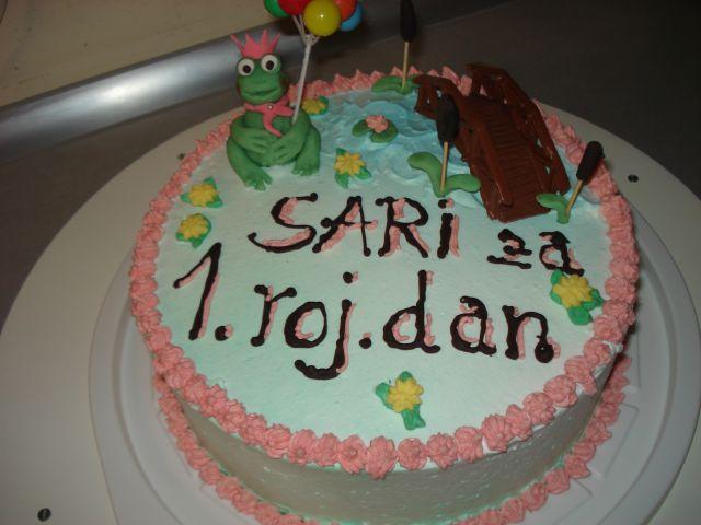 Torta žabica