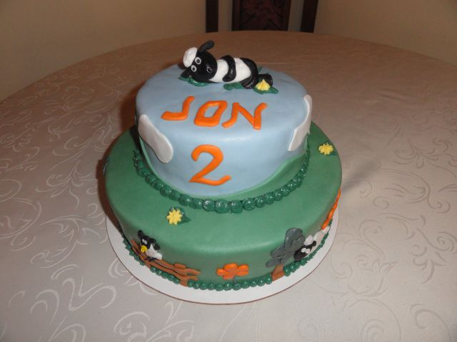 Torta bacek Jon