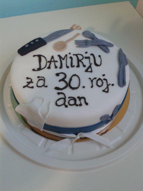 Torta za kuharja